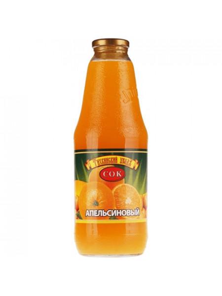 Сок из апельсина 1л - 1 шт